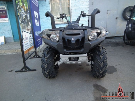 Квадроцикл Yamaha Grizzly 550 №1