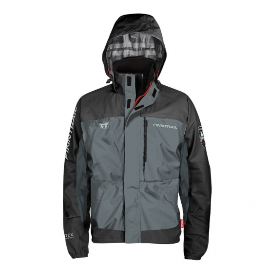 купить Куртка Finntrail Shooter 6410 Gray/Gray