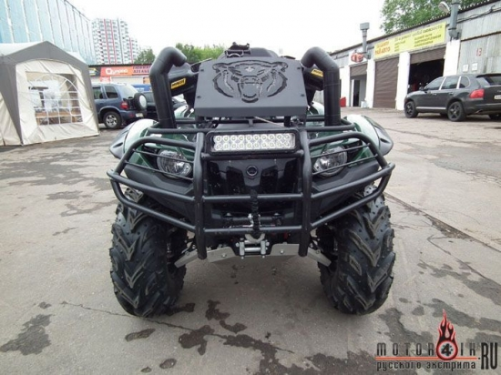 Квадроцикл Yamaha Grizzly 700
