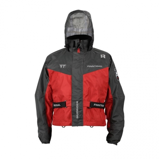 купить Куртка Finntrail Mudrider 5310 Gray/Red