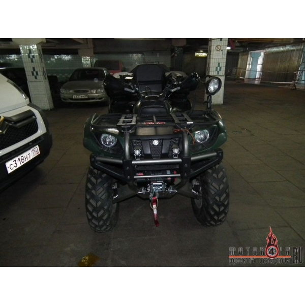 Квадроцикл Yamaha Grizzly 660 №3