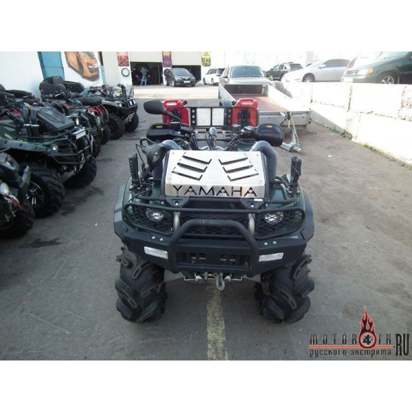 Квадроцикл Yamaha Grizzly 660 №2
