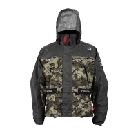 купить Куртка Finntrail New Mud Way 1990 Gray/CamoBear
